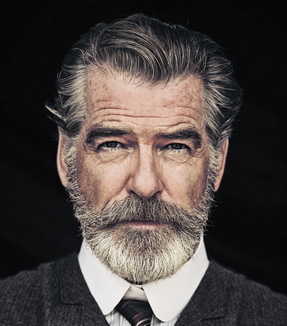 A Conversation With Pierce Brosnan Cowboys And Indians